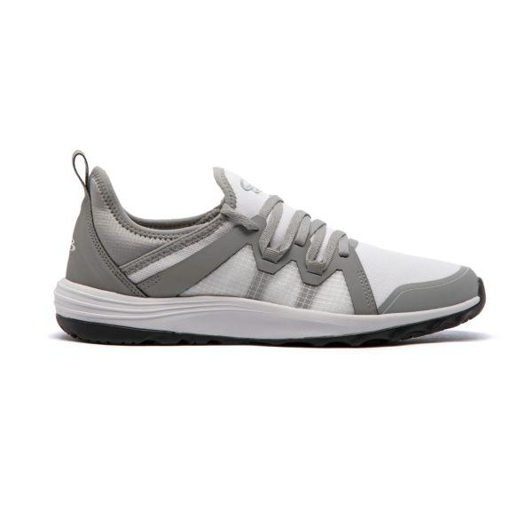 Men's Vortx Golf Shoes White/Gray