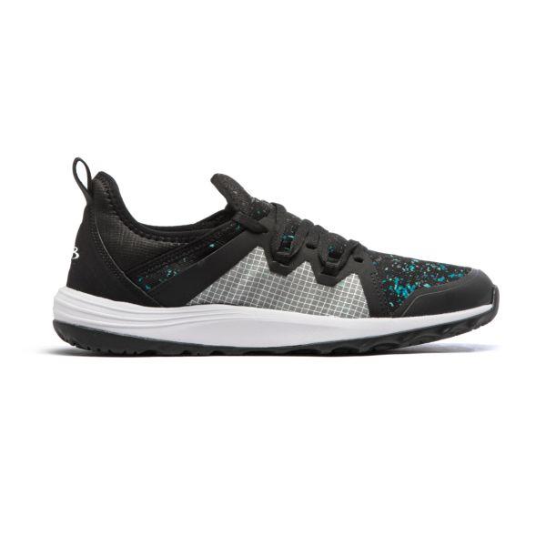 Men's Vortx Mist Golf Shoes Black/Teal
