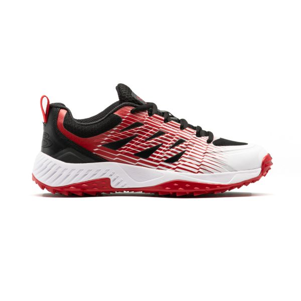 Men's Challenger Turf Shoes Black/White/Red