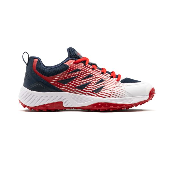 Men's Challenger Turf Shoes Navy/White/Red