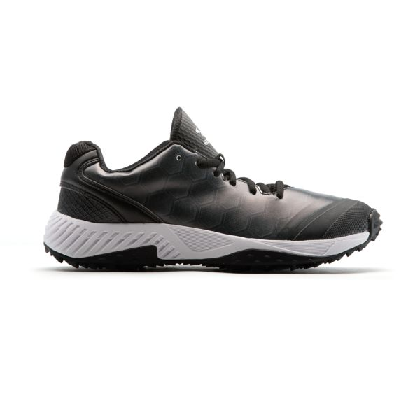 Men's Dart 3003 3DHC Low Turf Shoes Black/White