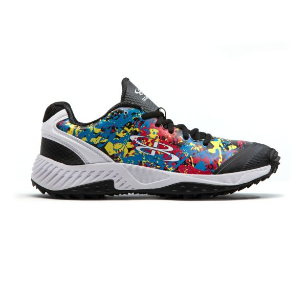 Men's Dart Splatter Turf Shoes Multi