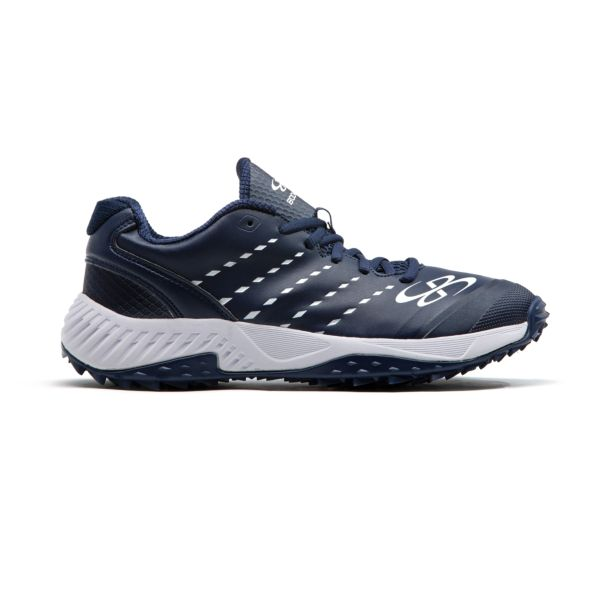 Men's Dart Classic Low Turf Shoes Navy/White/Navy