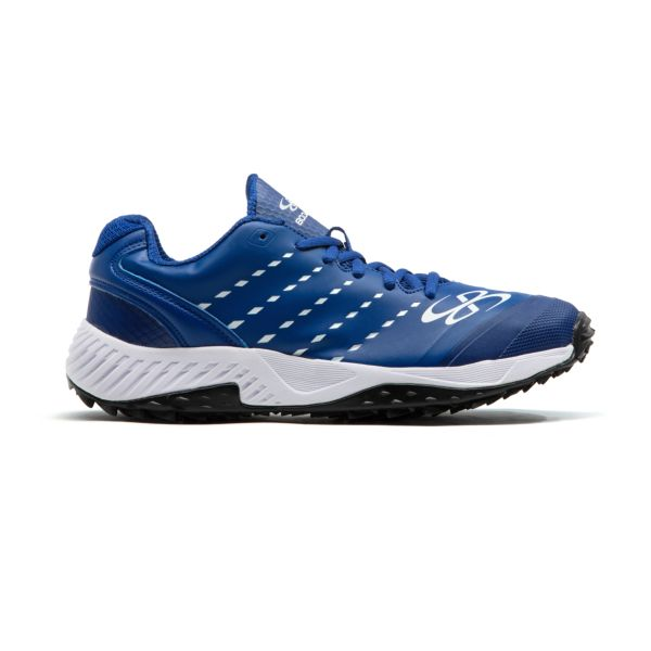 Men's Dart Classic Low Turf Shoes Royal/White/Royal