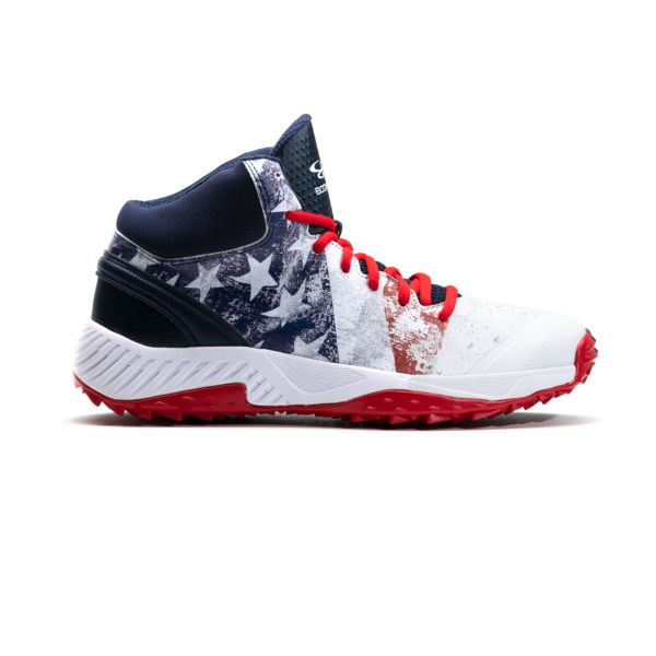 Men's Dart Flag 2 Turf Mid