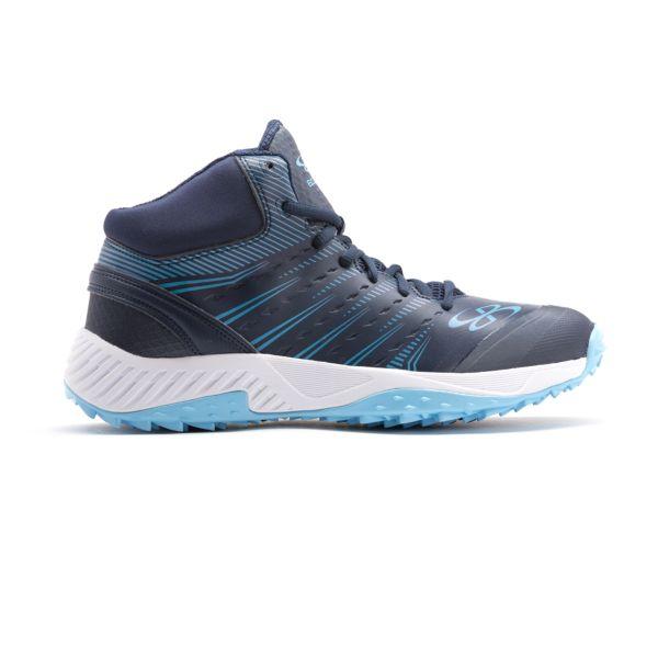 Men's Dart 3002 Mid Turf Shoes Navy/Columbia