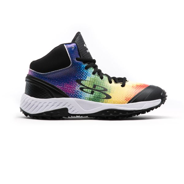 Men's Dart 3009 Pixelpop Mid Turf Shoes Multi