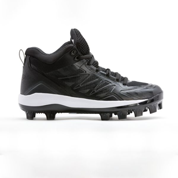 Men's Challenger Mid Molded Shattered Black/Black