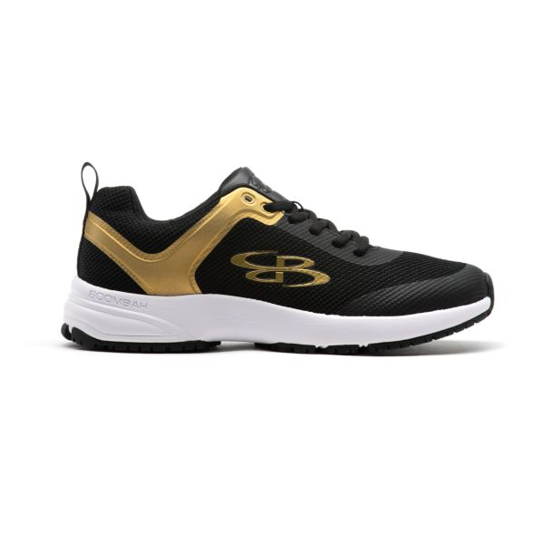 Men's Turfleisure Dynamic Low Turf Black/Gold