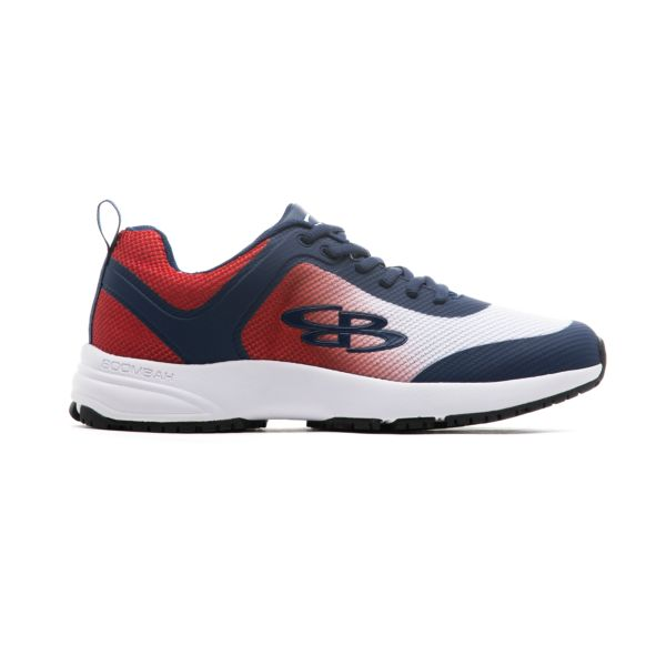Men's Turfleisure Dynamic Shoes Red/White/Navy