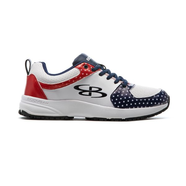 Men's Turfleisure Classic Turf Flag 3 Navy/White/Red