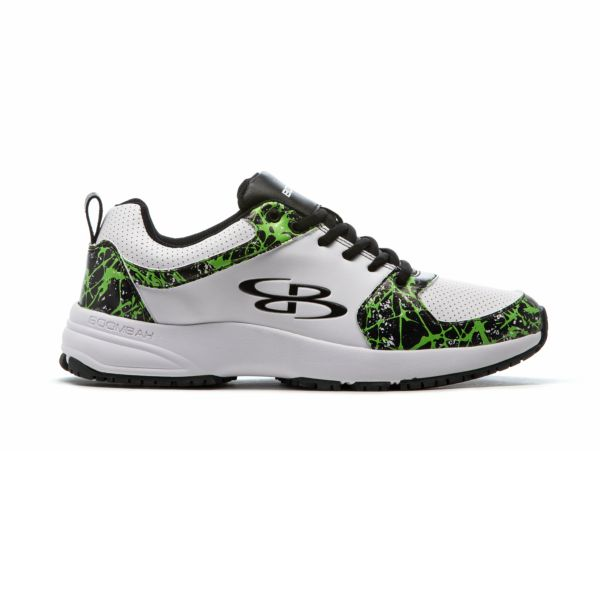 Men's Turfleisure Classic Lime Green/Black/White