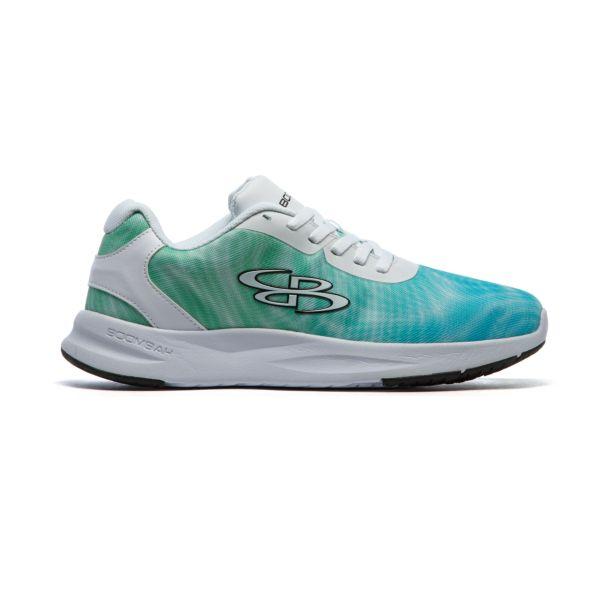 Men's Genesis Dash Training Shoes Aqua/Mint/White