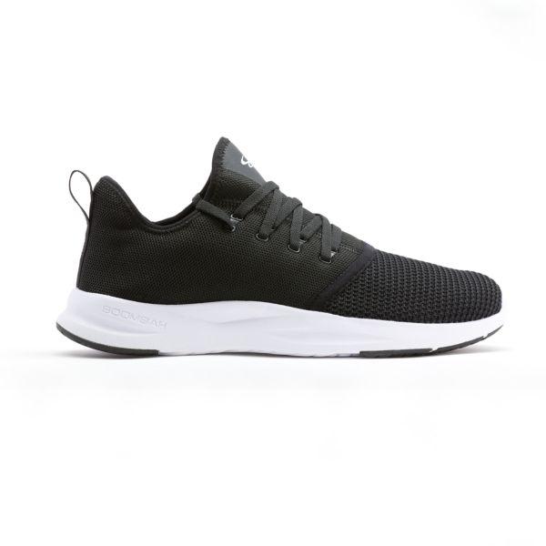 Men's Genesis Flow Training Shoes Black/White