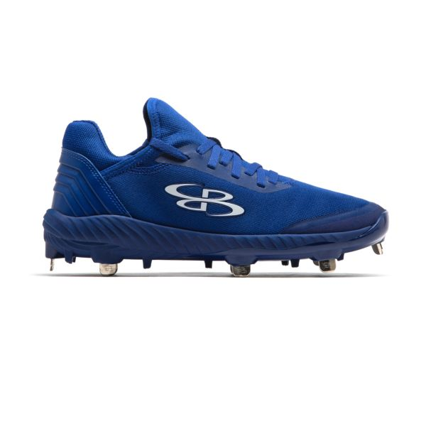 Men's Raptor Metal Cleats Royal Blue/Royal Blue