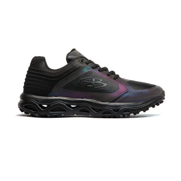 Men's Ballistic Lights Out Turf Shoe Black/Oil