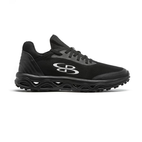 Men's Raptor Low Turf Shoe Black/Black