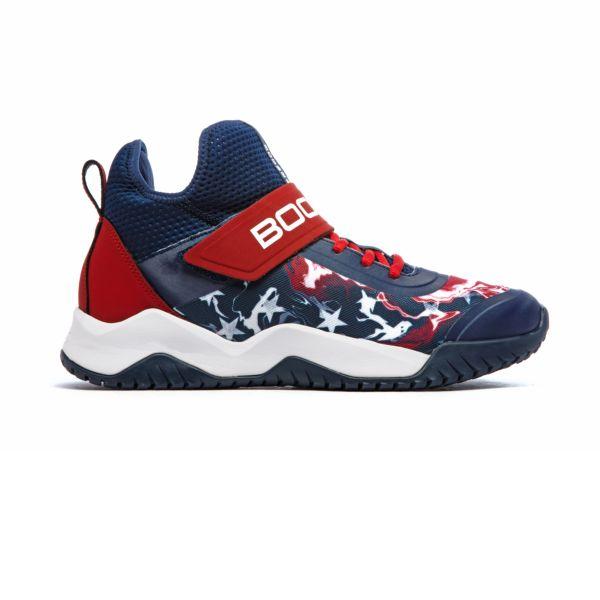 Men's Ronin Flag 1 Turf Shoes Navy/Red/White