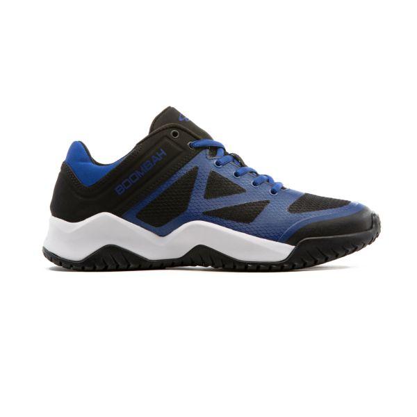 Men's Gladiator Low Turf Black/Royal Blue