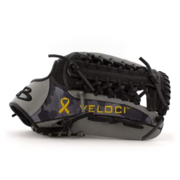 Military Tribute Mesh-Back Veloci GR Series Fielding Glove w/ B17 Modified T-Web