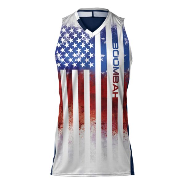 Men's USA Sleeveless Performance Shirt