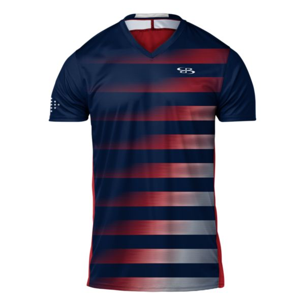 Men's USA Valor Semi-Fitted Shirt