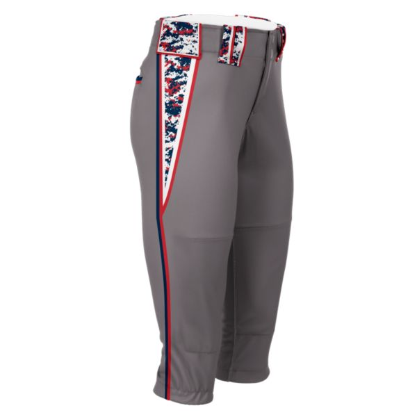 Women's Hypertech Series Fastpitch Venom Digital Camo Pant