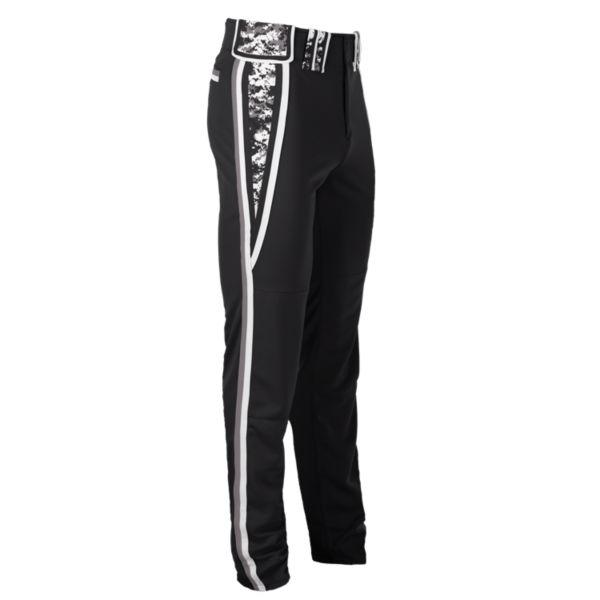 Hypertech Series Men's Venom Digital Camo Pant Black/Steel/White