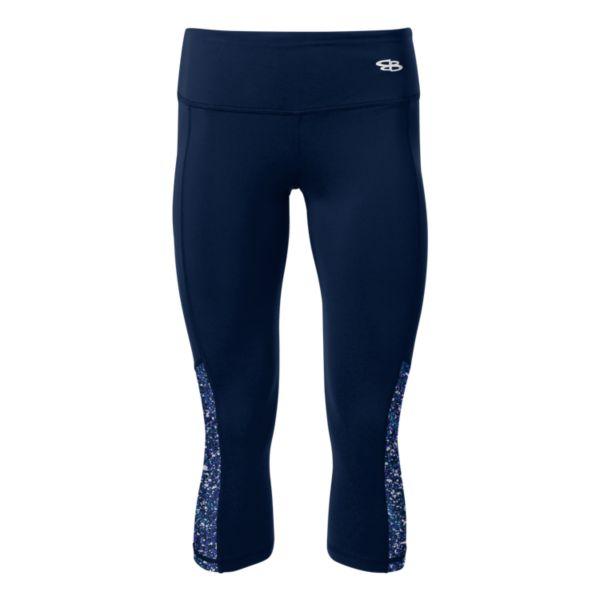 Women's Fame Lightweight Compression Capri Leggings