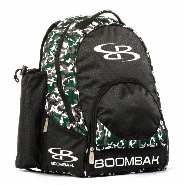 Tyro Woodland Camo Bat Bag