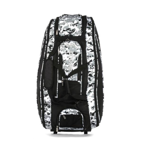 Rolling Beast Bat Bag 2.0 Digital Camo Black/Gray