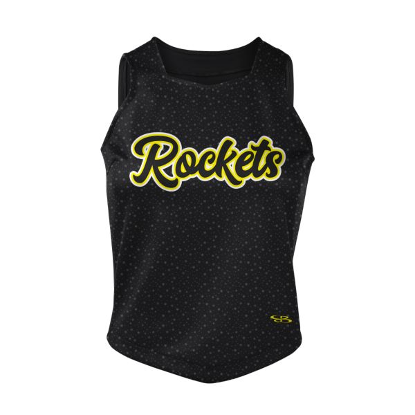 Women's Custom Cheer Modified Shell