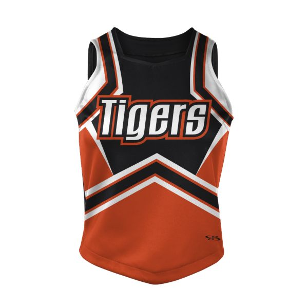 Girls' Custom Cheer Modified Shell