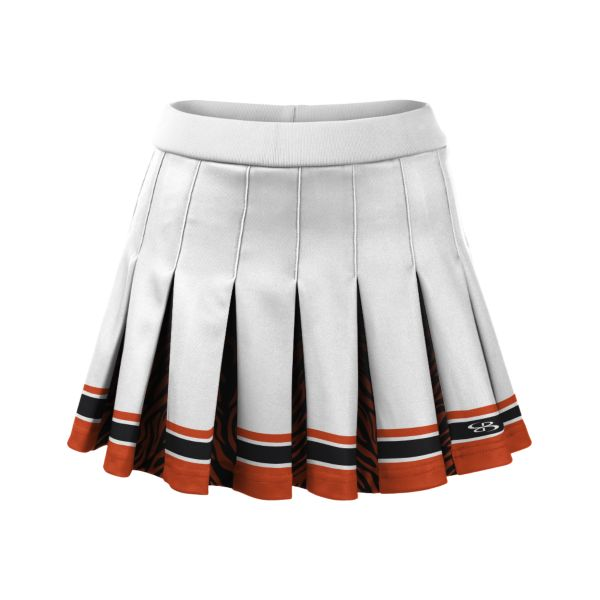 Girls' Custom Cheer Pleated Skirt