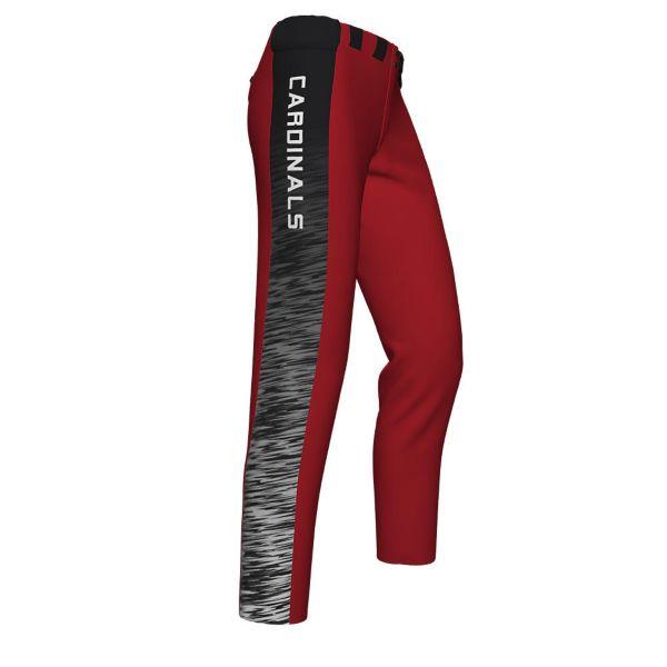Women's Custom PS Full Length Fastpitch Pant (PS-5094W)