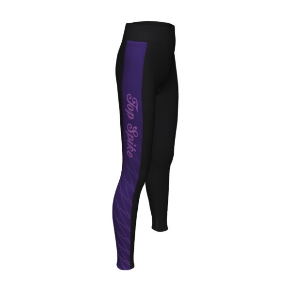 Girls' Custom Achieve Leggings