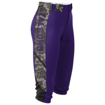 Women's Custom PS Series Fastpitch Pants Style 1006