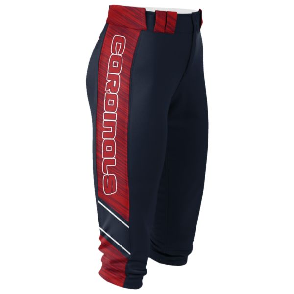 Women's Custom PS Series Fastpitch Pants Style 1010