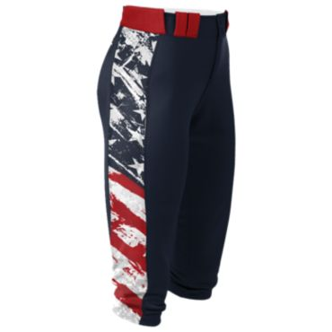 Women's Custom PS Series Fastpitch Pants Style 1012