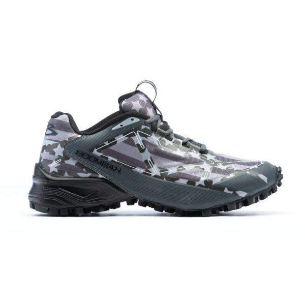 Men's Black Ops Flag Trail Shoes