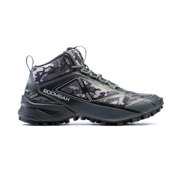 Men's Black Ops Camo Mid Trail Shoes