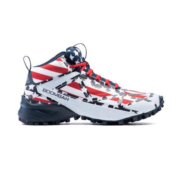 Men's Flag Mid Trail Shoe