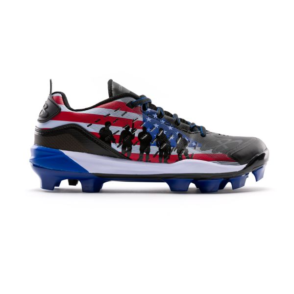 Men's Catalyst Memorial Day Molded Cleats