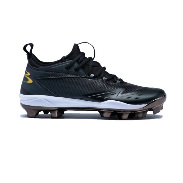 Men's Commander Chrome Molded Cleats