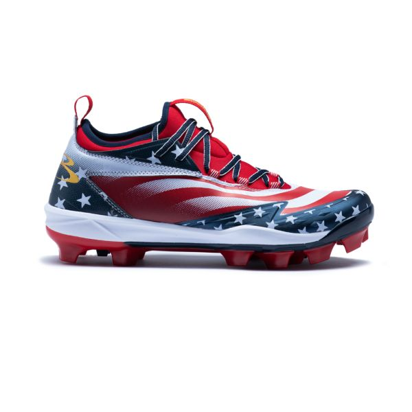 Men's Commander Flag Molded Cleats