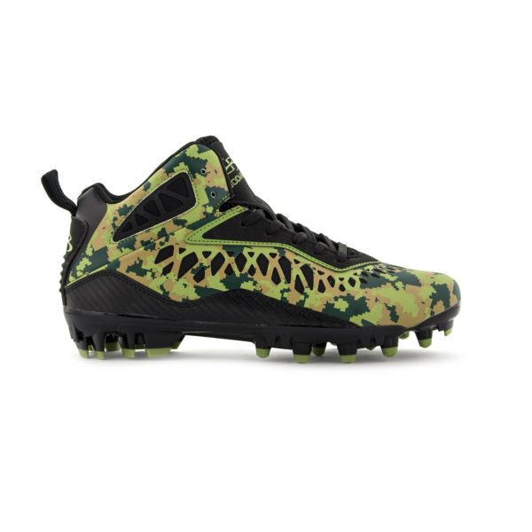 Men's Gamma Burst Football Molded Cleat Mid