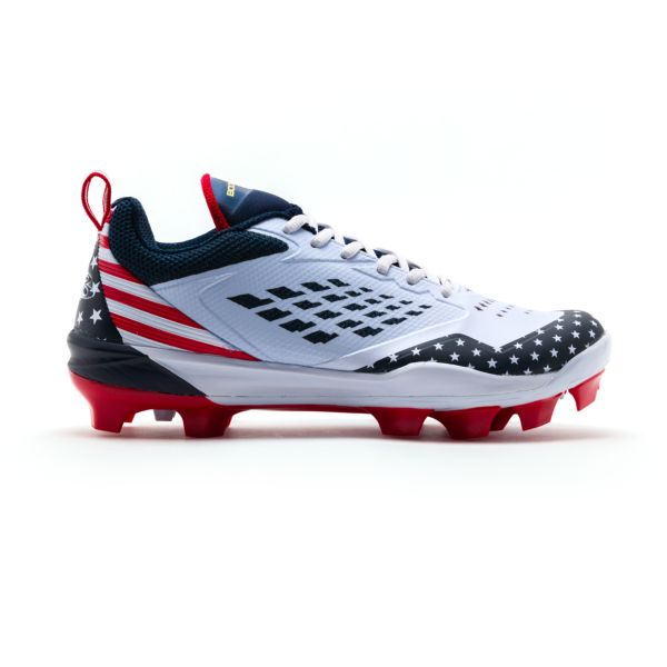 Men's Marauder Flag Molded Cleats