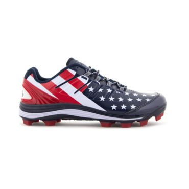 Riot USA Flag Molded Cleat