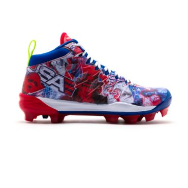 Men's Squadron USA Mid Molded Cleats