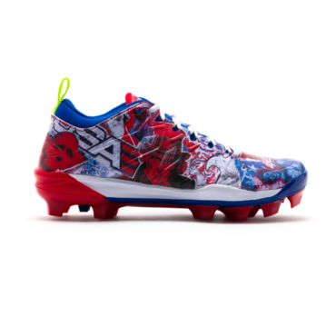 Men's Squadron USA Molded Cleats